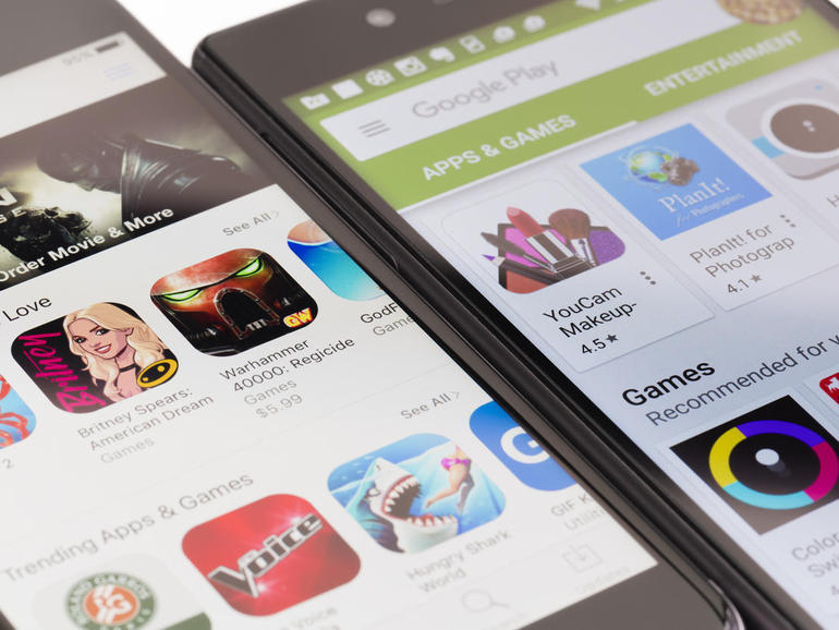 Google offers Android users in Europe much more search, web browser choices